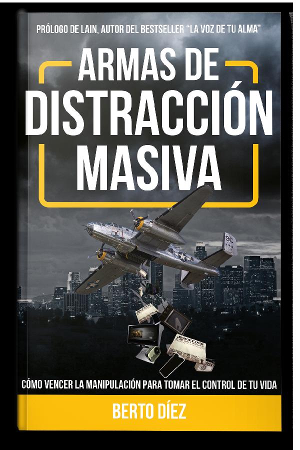 Libro Armas de Distracción Masiva 660x900